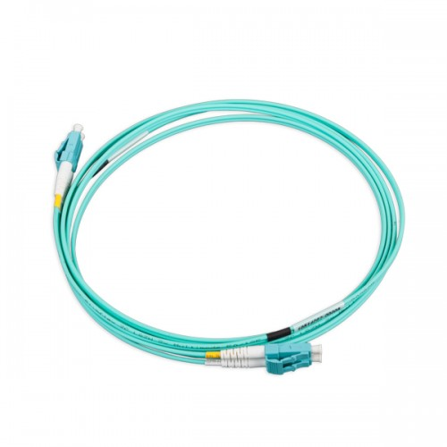 LANmark-OF Ruggedised Patch Cord Duplex LC Duplex LC OM4 LSZH 10m Aqua :: Волоконно-оптические шнуры
